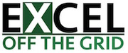 Excel Off The Grid Logo