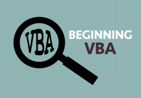 Beginning VBA