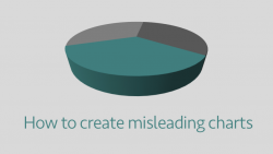 hot to create misleading charts