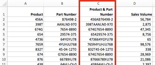 helper column example error