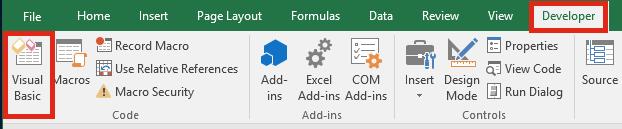 Run Macro on Open VBE Editor