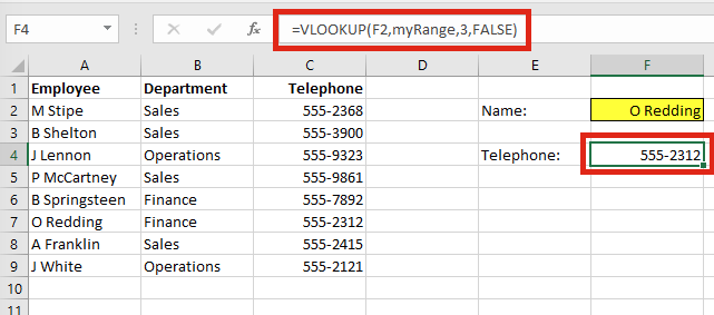 Automatically expand the VLOOKUP data range - Excel off the grid