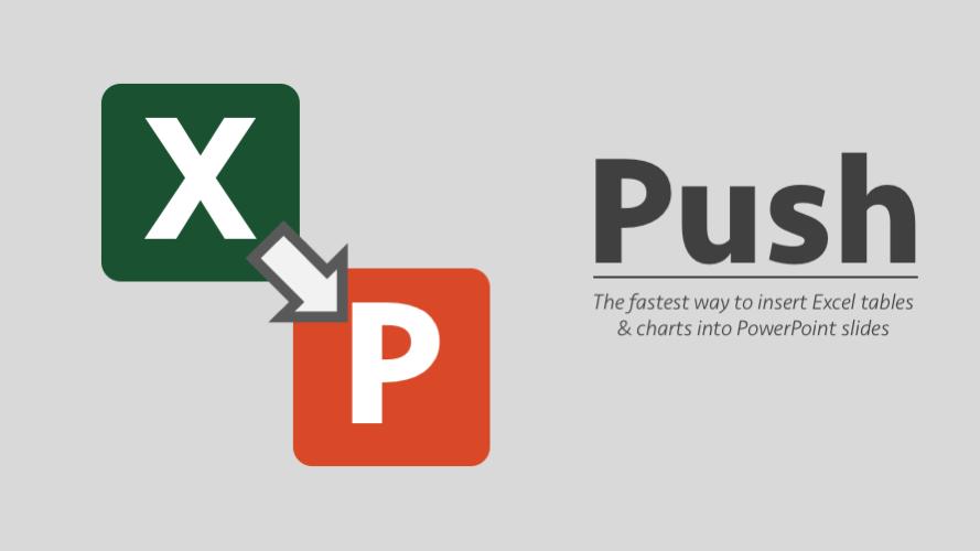 Push Add-in