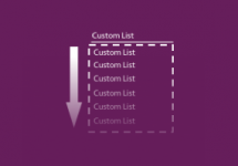 Create Custom Lists