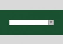 Dynamic dropdown in Excel Ribbon Thumb