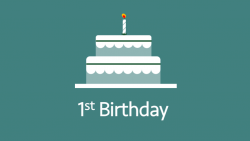 Excel Off the Grid first birthday