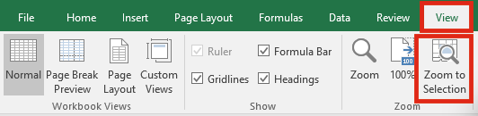 VBA Code to control Excel's Zoom settings - Excel off the grid