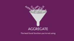AGGREGATE function