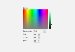Color Picker VBA thumb