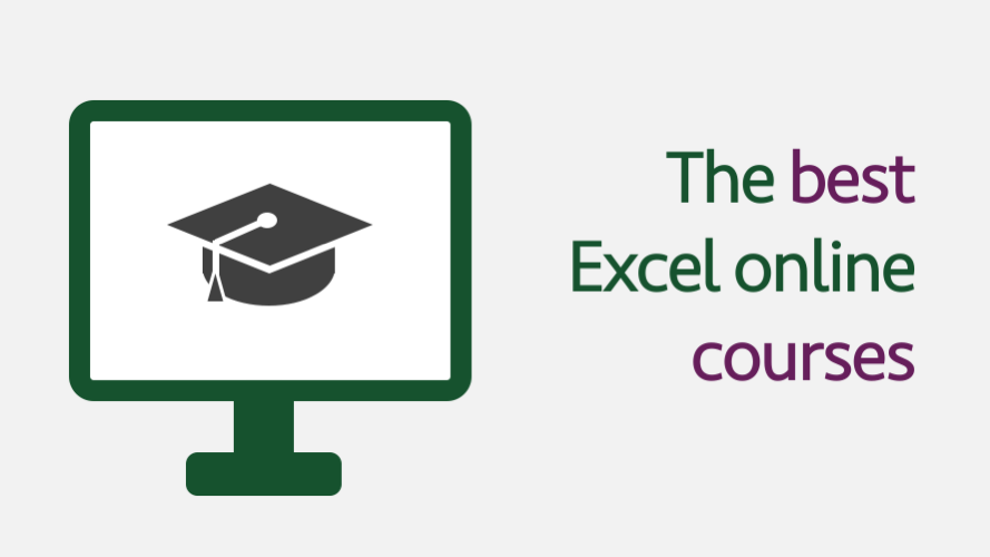 Best Excel Online Courses
