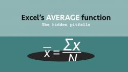 AVERAGE Hidden Pitfalls