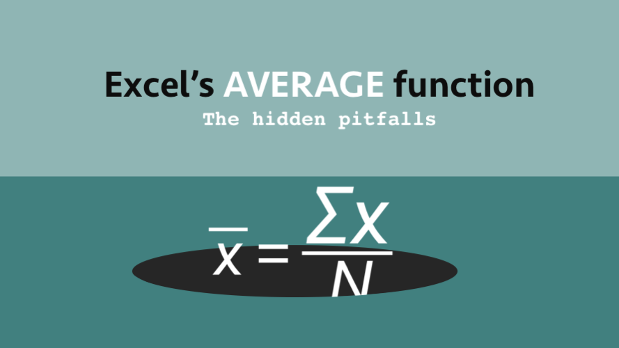 AVERAGE Hidden Pitfalls