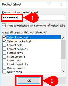 remove password from excel 2010 without password