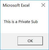Code executes correctly