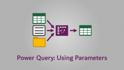 Power Query - Using Parameters