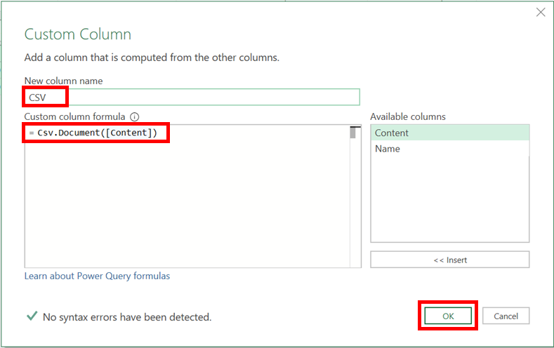 Power Query - Import All Files in a Folder - Excel off the grid
