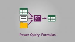 Power Query - Formulas