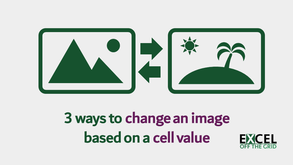 Change image based on cell value - Featured image