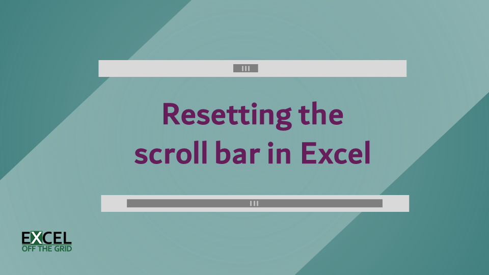 Resetting Scrollbar - Featured Image
