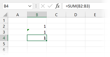 SUM not calculating correctly (format as text)